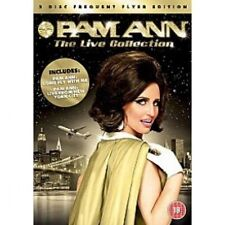 Pam Ann Collection (Non Stop - Live from New York City/Come Fly With Me) [DVD],
