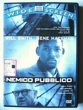 Dvd Nemico pubblico - ed. widescreen siae rosa di Tony Scott Usato fuori cat.