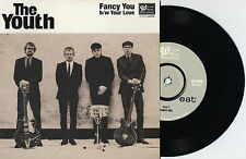 """THE YOUTH Fancy You vinyl 7"""" + MP3 NEW garage beat punk David Peter Wilde Sect"""