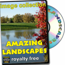 Amazing Landscapes RoyaltyFree ImageCollection,Personal