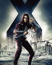 Booboo Stewart signed 8x10 X-Men Days of Future Past photo / autograph
