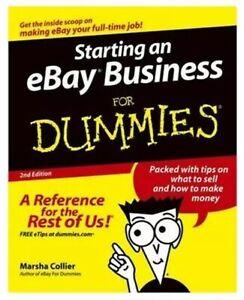 EBOOKstarting an ebay business for dummies EASY POSITIVE FEEDBACK