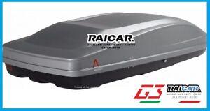 BOX AUTO PORTATUTTO PORTAPACCHI SHUTTLE G3 SPARK ECO 480 BAULE TETTO UNIVERSALE