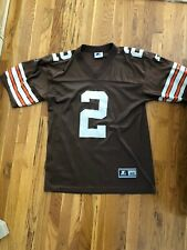Tim Couch Browns Jersey Starter Authentic Size 48