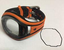 Cinturino Timex Ironman 150 Lap Tap Screen colore arancione