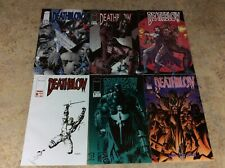 DEATHBLOW #5,6,7,8,9,10 LOT OF 6 NM 1994 IMAGE