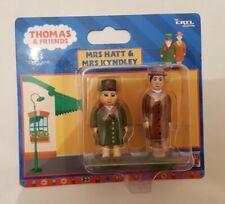 Thomas Tank & Friends ERTL MRS HATT & MRS KYNDLEY FIGURES DIECAST NEW & SEALED