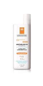 La Roche Posay Anthelios 50 Mineral Tinted Ultra Light Sunscreen 1.7 oz 2022+