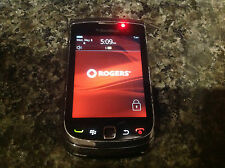 Blackberry Torch 9800 w/Battery & Back Protector - FOR PARTS OR REPAIR