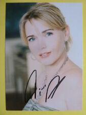-aa- Tina Ruland, Autogrammkarte