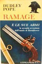 Dudley Pope - RAMAGE E LE SUE ARMI Longanesi