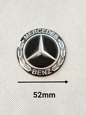 Logo Mercedes AMG Emblem Central Multimédia 52mm