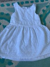 Cat & Jack 2T White Dress - Great For Easter Or Wedding
