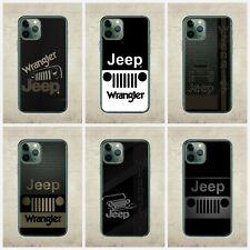 Jeep Wrangler Off Road Cubierta Estuche para iPhone 5 6 7 XS Max XR 11 8 X Pro SE 2020