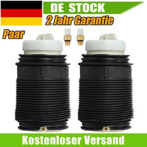 Paar Luftfederung Hinten Für Mercedes E Klasse W212 S212 2123200725 / 0825 DE