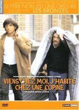 DVD *** VIENS CHEZ MOI, J'HABITE CHEZ UNE COPINE *** Michel Blanc, B Giraudeau