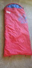 Kids Sleeping Bag Lafuma Yellowstone Youth XL Mummy Sleeping Bag EUC