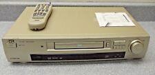 JVC XV-523GD 3D-Phonic DVD/CD Player w/Remote Manual on CD