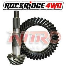 NITRO RING & PINION Standard Rotation Dana 30 3.08 Ratio - Can Fit Jeep CJ Volvo