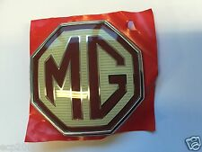 Mg BADGE MGZR ZS ZT ZTT anteriore griglia Badge dah000040wxa AUTENTICO NUOVO 58mm