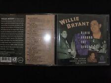 CD WILLIE BRYANT / BLUES AROUND THE CLOCK /