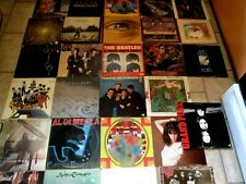 27 Lp Lot Psych Rock The Beatles / Rod Stewart / Jeff Beck / George Harrison