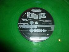 "REYSAN KHAN - Al-faris & Andrew Wooden - UK 2-track 12"" GREEN Vinyl Single"