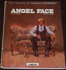 BLUEBERRY-18- / Angel face /EO 1975 / BE