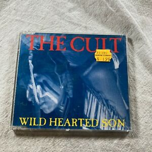 The Cult - Wild Hearted Son - 1991 4 Track Import CD DigiPack Beggars Banquet