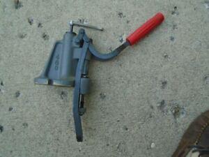 Lyman 450 Cast Bullet Sizer Lubricator Press