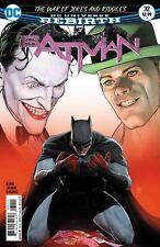 BATMAN #32 PROPOSAL ANSWER REBIRTH DC COMICS NEAR MINT 10/4/17
