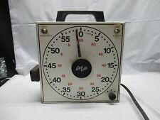 Vintage GraLab Universal 60 Minute Dark Room Photo Timer Model 167