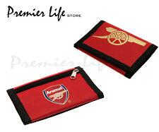 Arsenal F.C. Nylon Wallet - Latest Foil Print Design