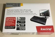NIB kworld External TVBox 1920ex SA232