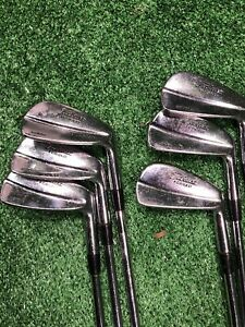 Titleist Forged 690 Mb 4, 5, 6, 8, 9, P Iron Set Steel, Right handed