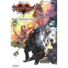 KINGDOM HEARTS 358/2Days Heart Collection Guide Official Strategy Book DS