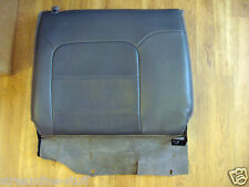 95-99 Eagle Talon / Mitsubishi Eclipse OEM Gray Leather Right  Rear Seat Back