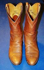 TONY LAMA COWBOY WESTERN BOOTS LEATHER MEN'S 12 A Style 5084