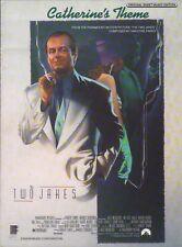 The Two Jakes CATHERINES THEME 1990 JACK NICHOLSON Movie VAN DYKE PARKS Music!