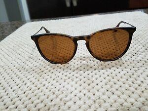 Ray Ban Erika RB 4171 Sunglasses - Brown
