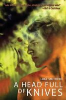 A Head Full of Knives - A Supernatural Mystery, Brand New, Free shipping in t...