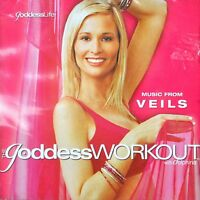 Bellydance Goddess Workout Music From Veils CD Dolphina Fitness New Age 2001 New