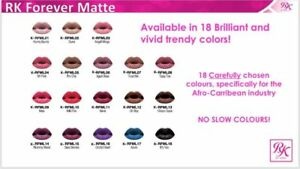 RUBY KISSES FOREVER MATTE LIPSTICK...NOW AVAILABLE IN UK FREE P&P