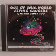 V/A Out Of This World Flying Saucers & Other Stuff (Cd 1995 Live Gold) Lg 7023