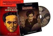 Harry Houdini und sein allerletztes Geheimnis, Broschüre + DVD  - spannend