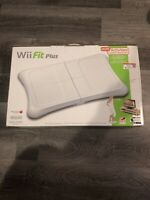Nintendo Wii Fit Plus with Balance Board Tested and Working