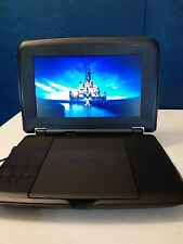 """RCA DRC96090 9"""" LCD Portable DVD/CD Player rechargeable movie travel compact"""