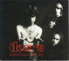 THE DOORS  Selections From Box Set  rare 7-track promo CD sampler with PicCover