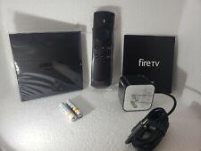 Amazon Fire TV 1st Gen HD Media Streamer Box With 4K Ultra HD
