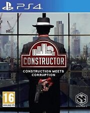 Constructor (PS4)  BRAND NEW AND SEALED - IN STOCK - QUICK DISPATCH